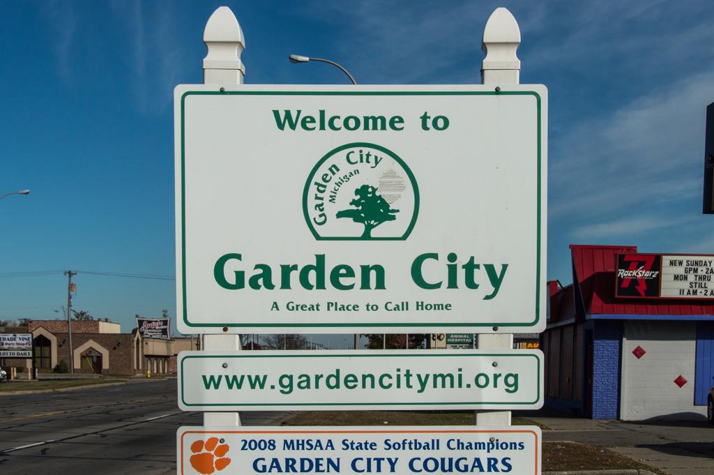 Garden City Real Estate Information Design
